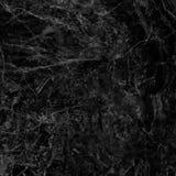 Struttura di marmo nera Immagine Stock Libera da Diritti