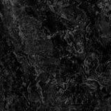 Struttura di marmo nera Fotografie Stock Libere da Diritti