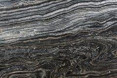 Struttura di marmo nera per fondo astratto Fotografie Stock Libere da Diritti