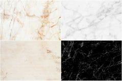 Struttura di marmo, struttura dettagliata di marmo in naturale modellato per fondo e progettazione Immagini Stock Libere da Diritti