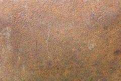 Struttura di metallo ruvido - fonda il vecchio ferro Immagini Stock