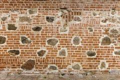 Struttura di Mir Castle antico Fotografia Stock Libera da Diritti