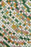 Struttura di mosaico Fotografie Stock Libere da Diritti