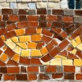 Struttura di mosaico Immagine Stock Libera da Diritti