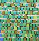 Struttura di mosaico fotografia stock