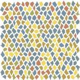 Struttura di mosaico astratta colorful Illustrazione di vettore illustrazione vettoriale