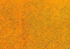 Struttura di mosaico dorata brillante della discoteca Immagini Stock Libere da Diritti