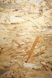 Struttura di OSB. Recycled ha premuto il legno Fotografia Stock