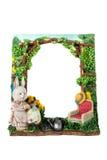Struttura di Pasqua Immagine Stock