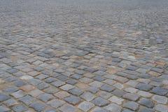 Struttura di pavimentazione di pietra Fotografie Stock Libere da Diritti