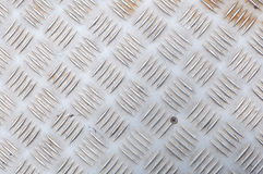 Struttura di piastra metallica Fotografia Stock Libera da Diritti