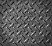 Struttura di piastra metallica Immagini Stock Libere da Diritti