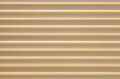 Struttura di piastra metallica di alluminio dell'oro Immagini Stock Libere da Diritti