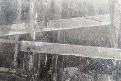 Struttura di piastra metallica di Grunge Fotografia Stock