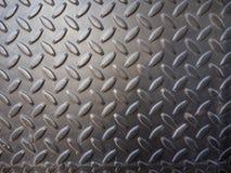 Struttura di piastra metallica, fondo del metallo o inossidabile di struttura Fotografia Stock