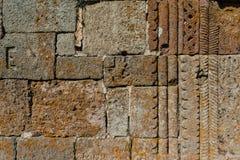 Struttura di pietra Fotografia Stock