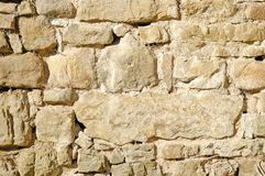 Struttura di pietra Immagini Stock Libere da Diritti