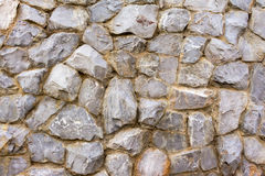 Struttura di pietra Immagine Stock