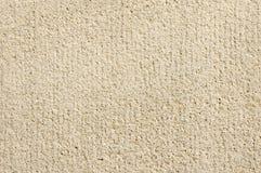 Struttura di pietra beige Immagini Stock