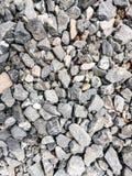 Struttura di pietra del fondo del modello al suolo Fotografia Stock
