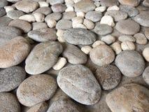 Struttura di pietra del fondo della roccia Fotografia Stock