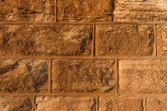 Struttura di pietra del muro di mattoni immagini stock