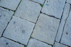 Struttura di pietra della pavimentazione Immagine Stock