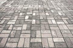 Struttura di pietra della pavimentazione di strada della via immagine stock libera da diritti