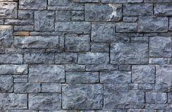 Struttura di pietra grigia delle lastre Fotografie Stock Libere da Diritti