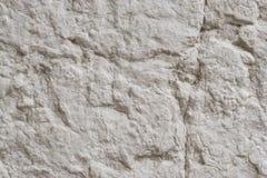 Struttura di pietra incrinata portata esposta all'aria Fotografia Stock Libera da Diritti