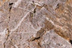 Struttura di pietra naturale con il modello e la struttura unici della superficie Immagine Stock Libera da Diritti