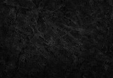 Struttura di pietra nera nel modello naturale con l'alta risoluzione Fotografie Stock Libere da Diritti