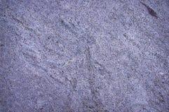 Struttura di pietra viola Fotografia Stock