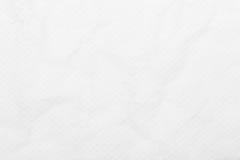 Struttura di plastica bianca Immagini Stock