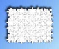 Struttura di puzzle Fotografia Stock Libera da Diritti