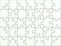 Struttura di puzzle Immagini Stock Libere da Diritti