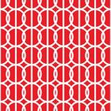 Struttura di ripetizione semplice con i cerchi e le bande verticali Immagine Stock