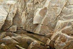Struttura di roccia Fotografia Stock Libera da Diritti