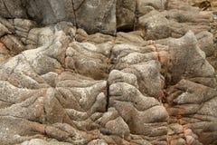 Struttura di roccia Immagine Stock Libera da Diritti