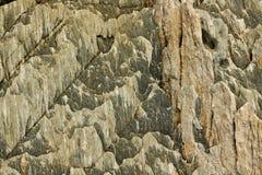 Struttura di roccia Fotografia Stock