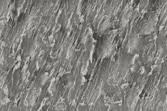 Struttura di roccia di marmo con i modelli grigi e bianchi illustrazione di stock