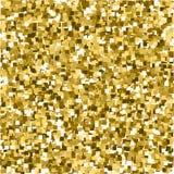 Struttura di scintillio dell'oro Immagini Stock Libere da Diritti