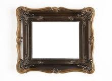 Struttura di scultura d'annata isolata su bianco fotografia stock libera da diritti