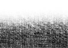 Struttura di semitono approssimativa di lerciume Tela da imballaggio sgualcita canvas Fondo del tessuto facendo uso del modello d illustrazione di stock