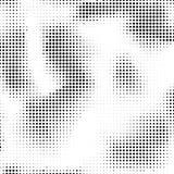 Struttura di semitono astratta Vettore minimalism illustrazione vettoriale