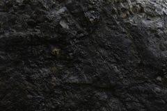 Struttura di superficie del fronte naturale del minerale di ferro fotografia stock libera da diritti