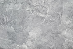 Struttura di superficie di marmo grigia Fotografia Stock