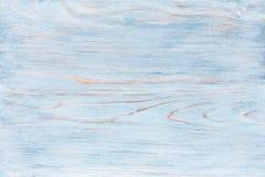 Struttura di superficie di legno blu Immagini Stock