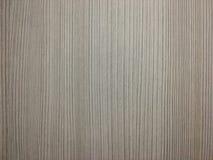 Struttura di superficie di legno sintetica di Brown della porta fotografia stock libera da diritti