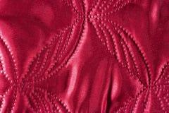 Struttura di tessuto di seta Fotografia Stock